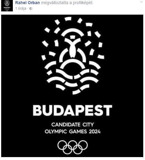 Orbán lánya már gyászolja az olimpiát