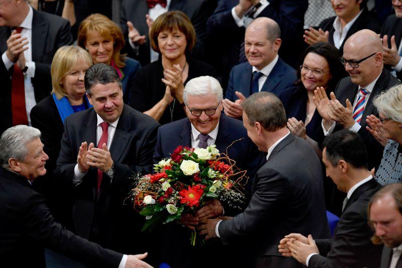Megválasztották az új német államfőt