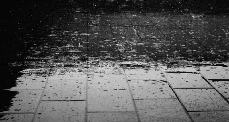 Jön a tavasz, de sok esőt hoz magával