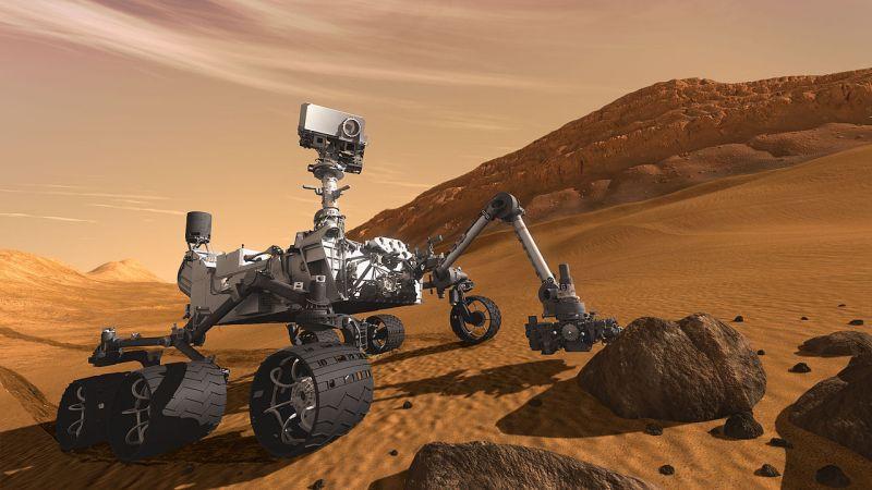 Embereket költöztetnének a Marsra az arab államok