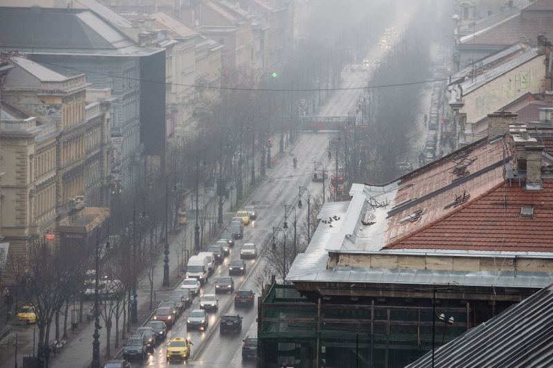 Még marad a szmogriadó Budapesten