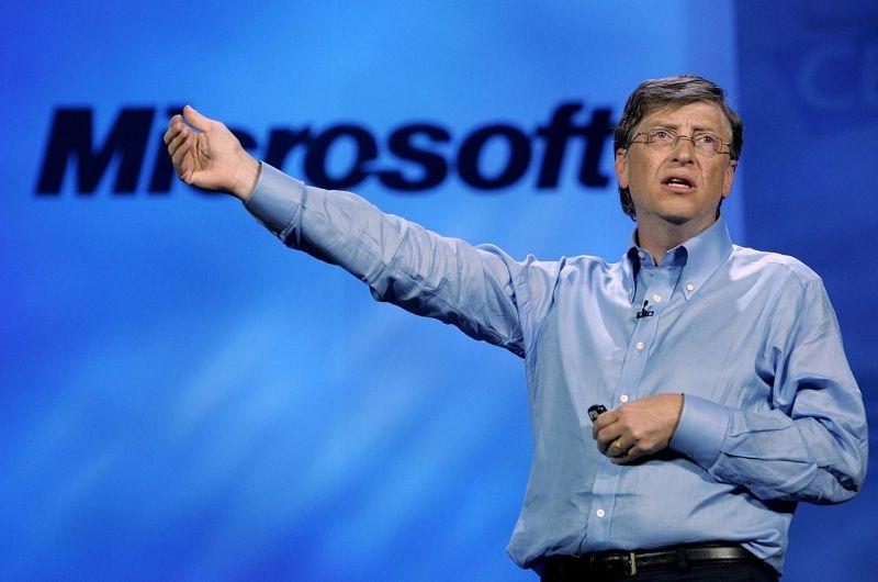 Idén is Bill Gates a világ leggazdagabb embere