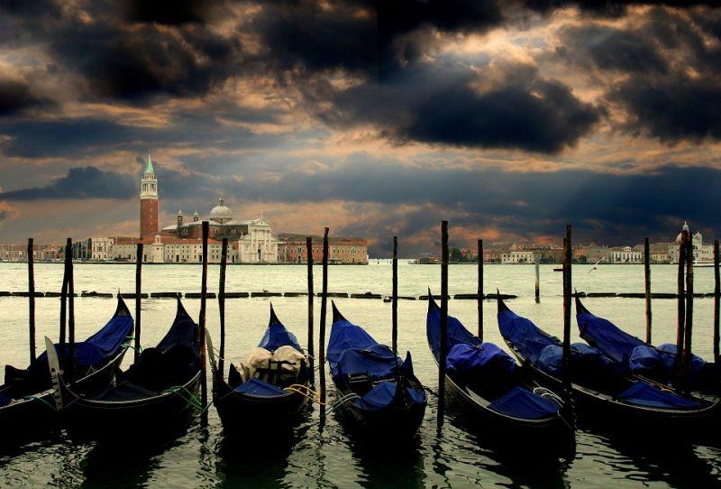 Száz éven belül elsüllyedhet Velence és Olaszország egy része