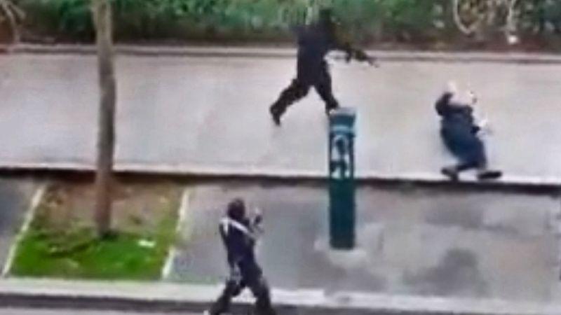 Kiderült, ki lőtte le a párizsi rendőrt