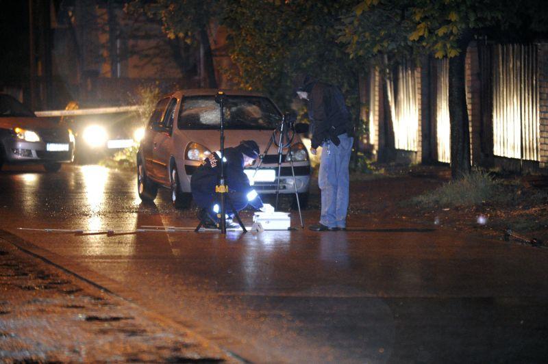 Gumilövedékes fegyverrel lőttek rá egy férfira Budapesten