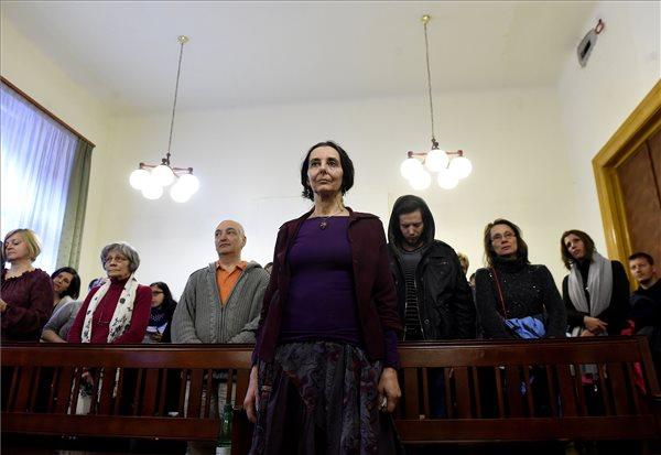 Mérsékelték Geréb Ágnes büntetését