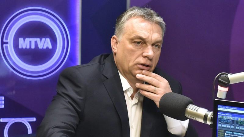 Orbán: Ha a magyar emberek biztonságáról van szó, nincs pardon