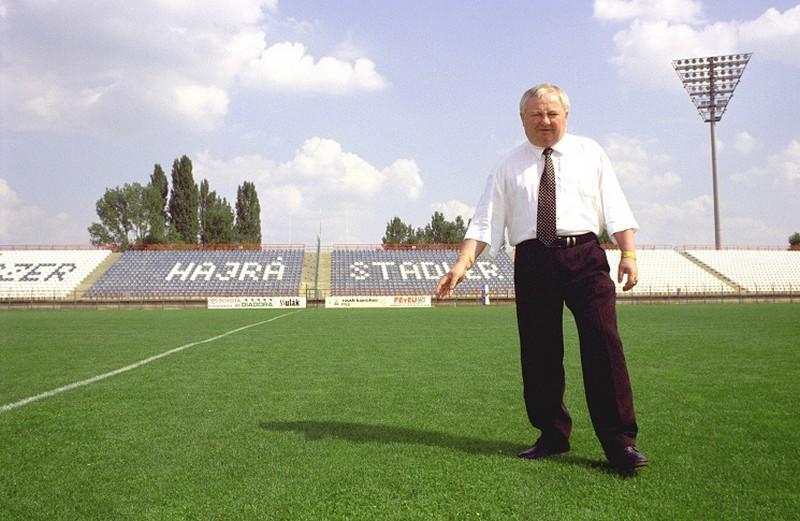 """Stadler József: """"Ha most építeném a stadiont, kitüntetést kapnék"""""""