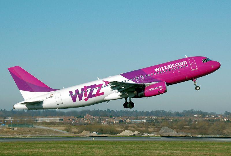 Hasít a Wizz Air, negyedével nőtt az utasforgalom