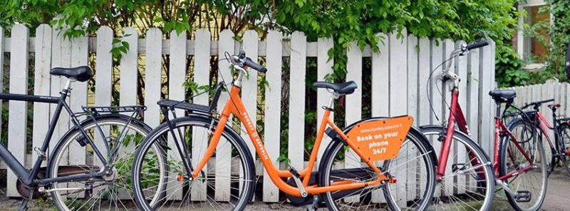 Új kerékpárkölcsönző érkezik Budapestre