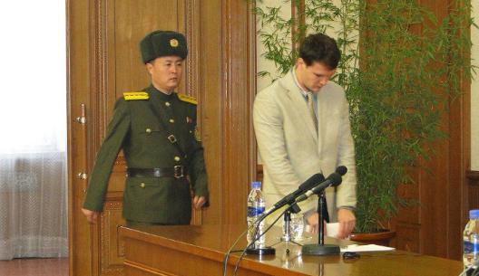 Meghalt az Észak-Koreából kómában hazaszállított amerikai egyetemista