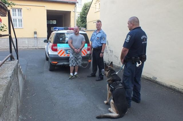Durván összevertek és kiraboltak egy német férfit Keszthelyen