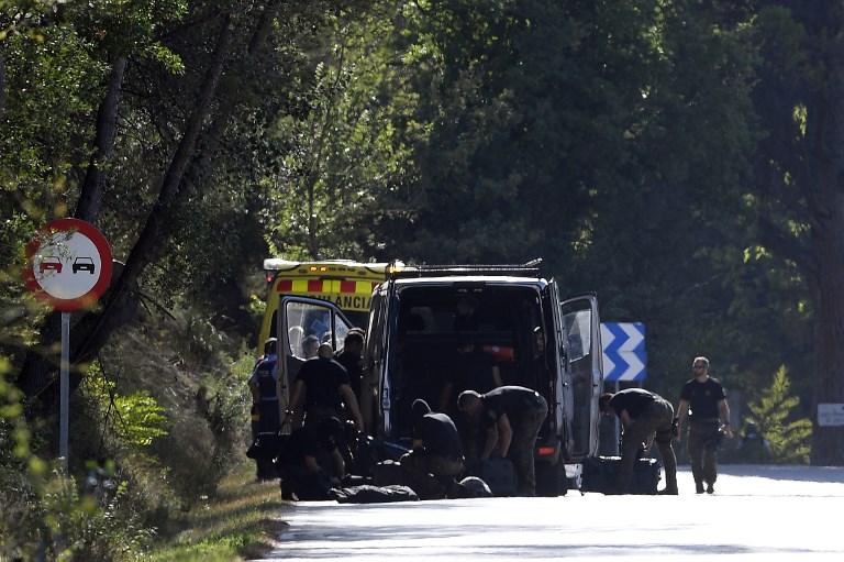 Lelőtték az utolsó barcelonai merénylőt