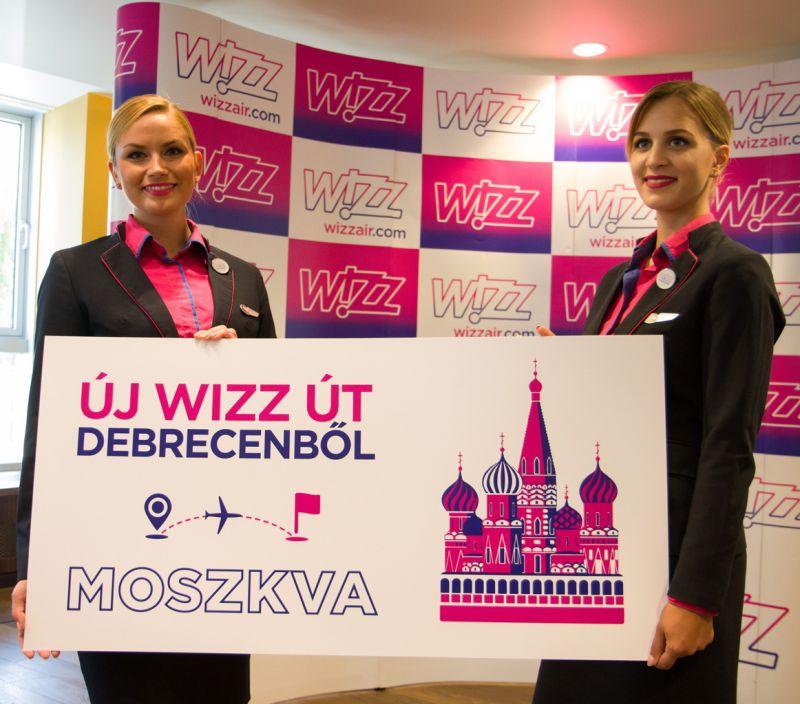 Közvetlen repülőjárat lesz Debrecen és Moszkva között