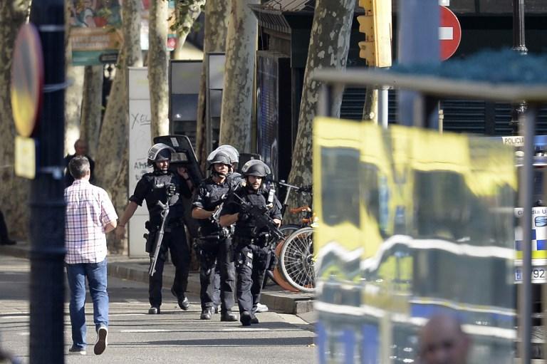 Több halott és tucatnyinál több sebesült a barcelonai terrortámadásban