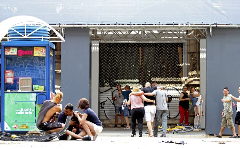 Barcelonai merénylet: 13 halott, 80 sérült