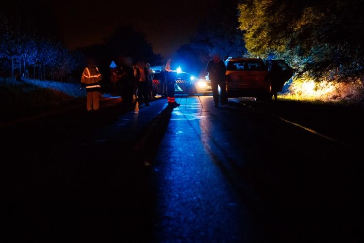Gyalogost gázolt halálra egy autó az 51-es úton