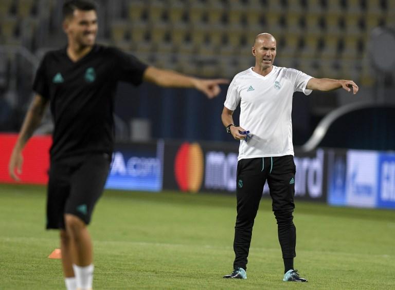 Szerződést hosszabbított Zidane a Real Madriddal
