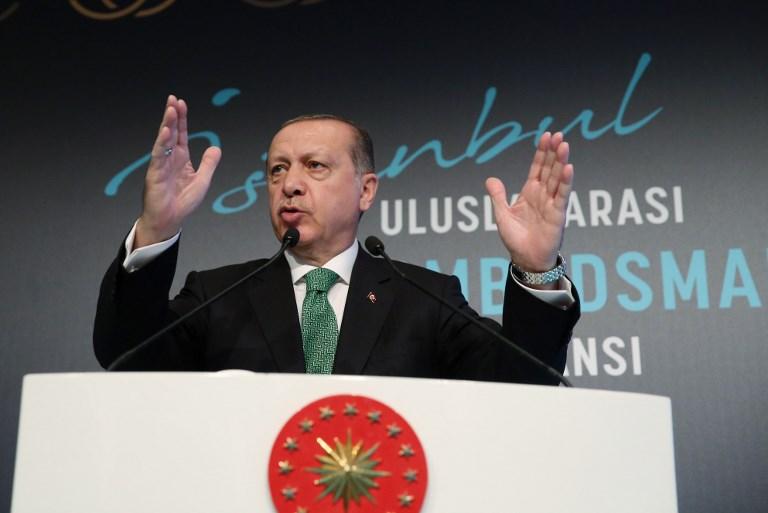 Erdogan durva módszerekkel fenyítené be az elszakadni vágyó kurdokat