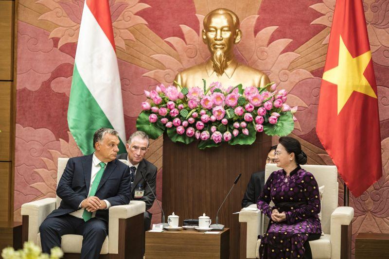 Orbán nagyot szólt be a Nyugatnak Vietnámban
