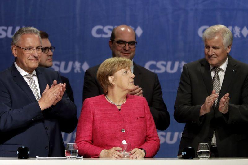 A német szavazók 40 százaléka még mindig nem tudja, vagy nem árulja el, kire szavaz holnap
