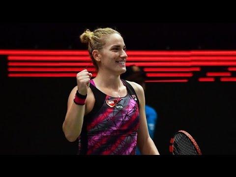 Tenisz: Babos Tímea egyesben és párosban is döntőt játszik