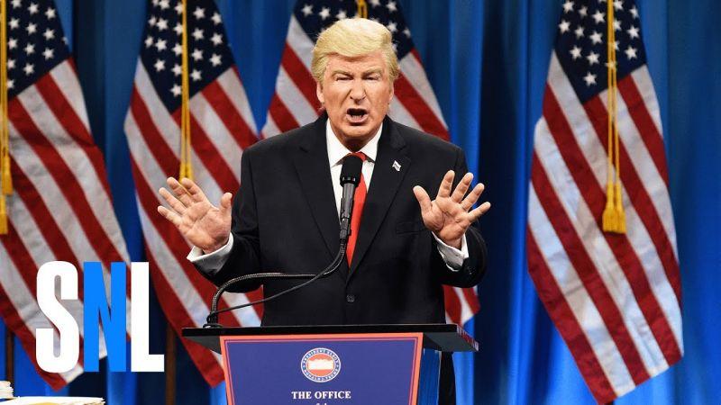 Emmy-díjat ért Trump megsemmisítő megszemélyesítése
