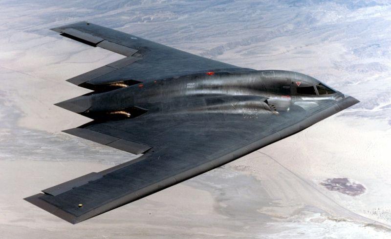 Amerikai nehézbombázók repültek el Észak-Korea partjai mellett