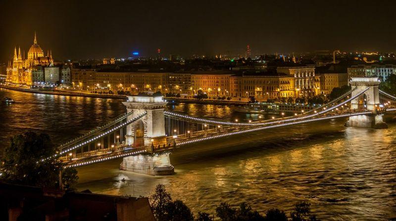 Budapest nincs az első százban a legkevésbé stresszes nagyvárosok listáján