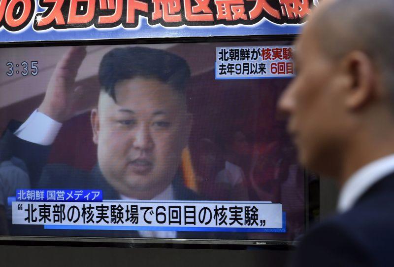Trump nagyon felhúzta Kim Dzsong Unt, aki válaszul hidrogénbombát robbantana a Csendes-óceán felett