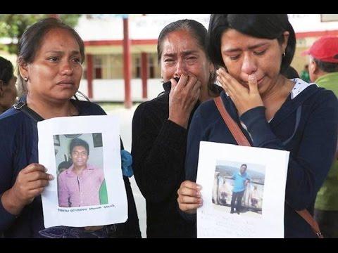 Mexikói diákok túszul ejtettek négy rendőrt, hogy kicseréljék elfogott társaikra