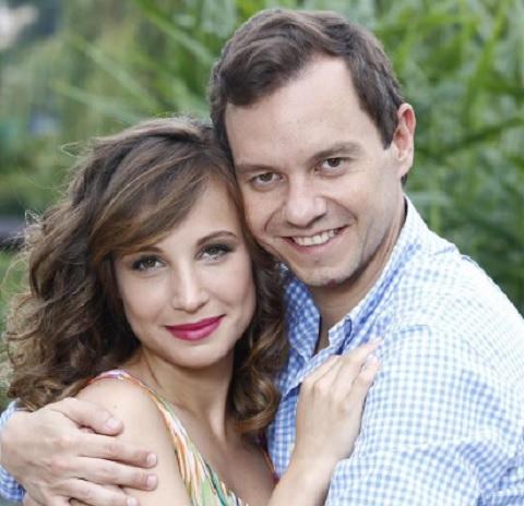 Nacsa Olivér szakított színésznő kedvesével