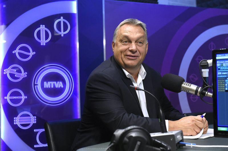 Orbán: a nyugdíjasok megkapják azt, ami megilleti őket