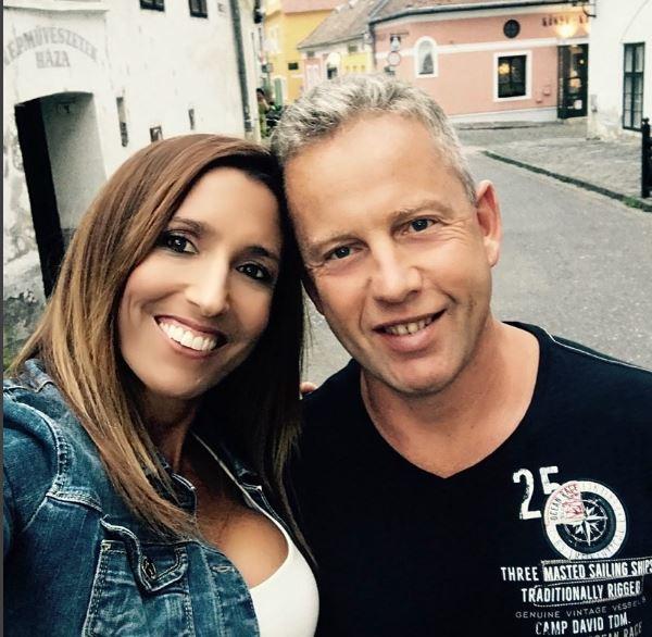 Így vallott szerelmet Schobert Norbi: megvédi a feleségét