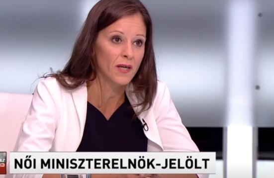 Hivatalos: Szél Bernadett az LMP miniszterelnök-jelöltje