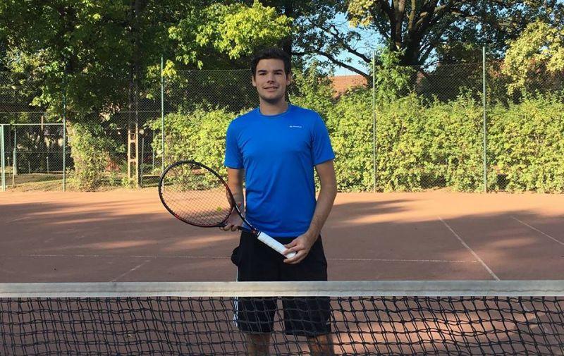Tragikus hirtelenséggel elhunyt egy fiatal magyar teniszező