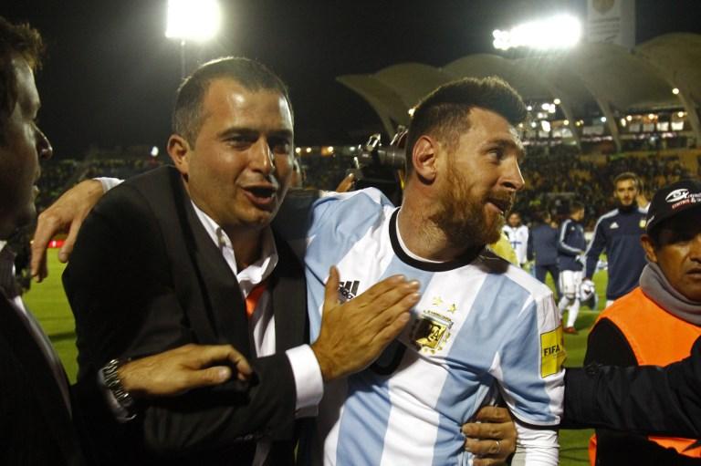 Messinek hála, kijutottak az argentinok a vébére