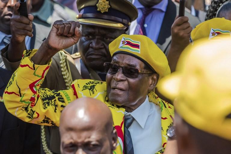Puccs készülhet Zimbabweban, katonák jelentek meg mindenhol