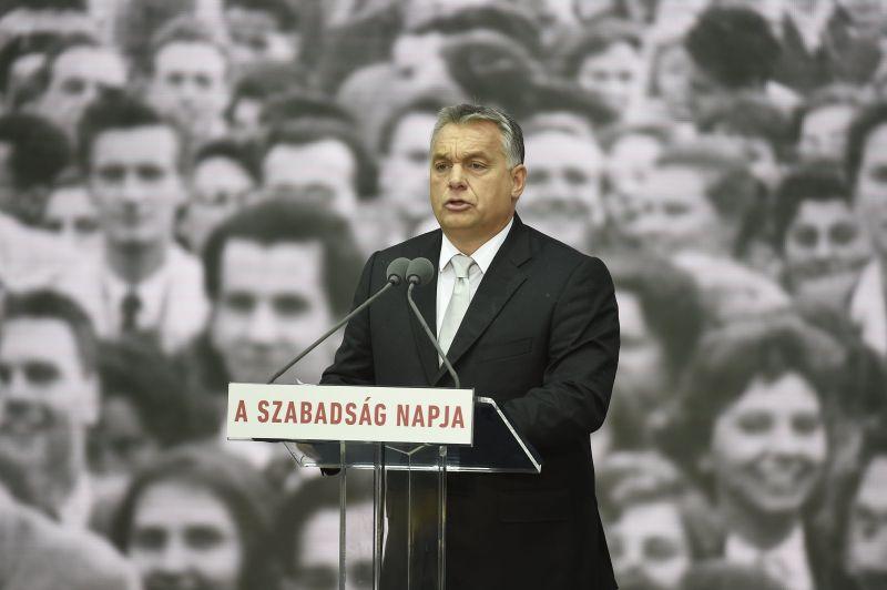 Orbán: a nyugatiak a forradalmunkat sem értették és ma sem értenek minket