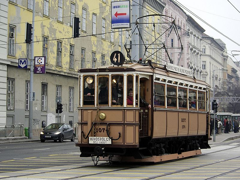 Dallamos Villamos és sok egyéb is lesz a 130 éves fővárosi villamos jubileumán