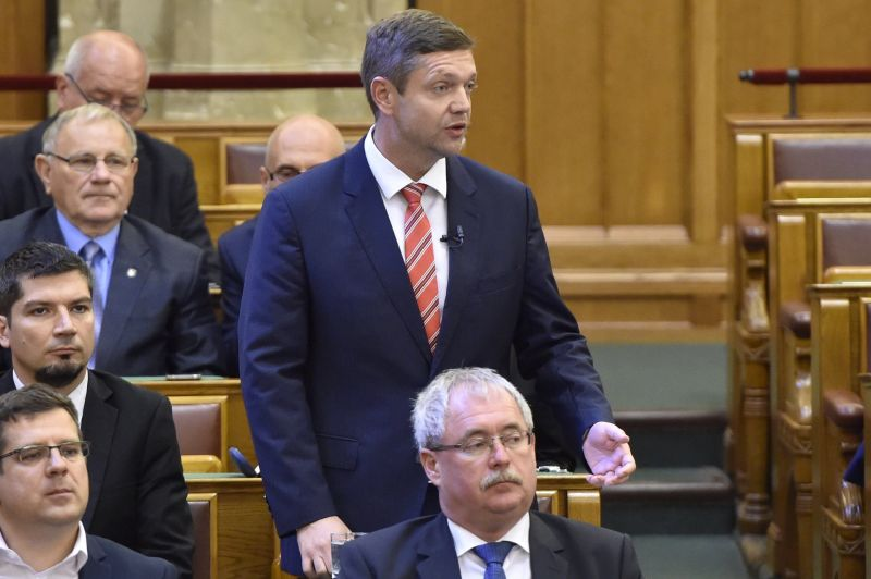 Tóth Bertala: az MSZP legfontosabb célja, hogy leváltsa a Fideszt 2018-ban