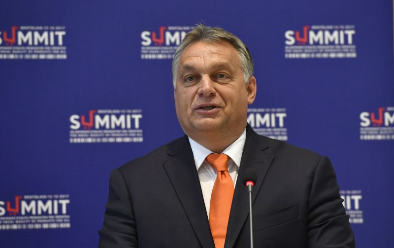 Orbán Viktor: Schengent meg kell védeni