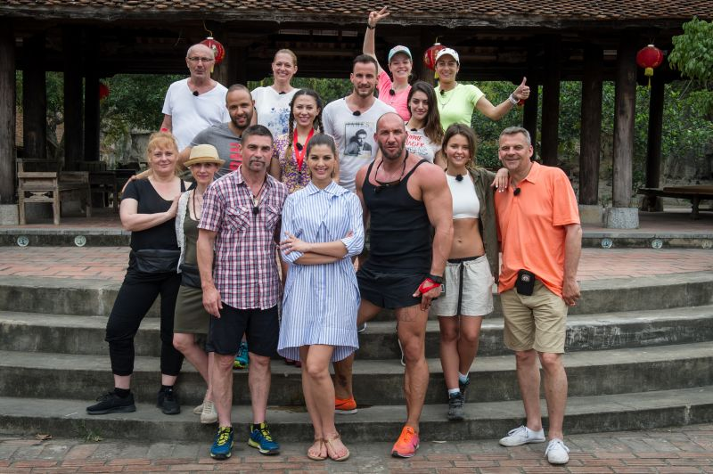 Hét magyar sztárpár utazik Ázsiába