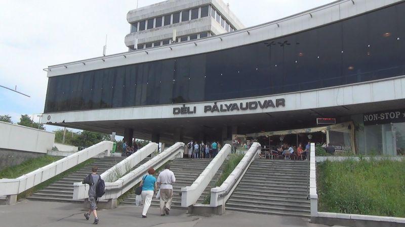 Gyermeksípálya is lesz a Déli pályaudvar helyén.