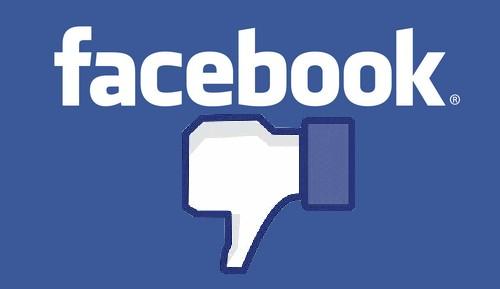 Leállt a Facebook, a hiba nem a mi készülékünkben van