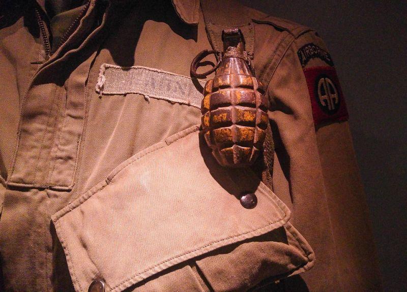 Aknavető gránátot találtak egy miskolci férfi lakásában
