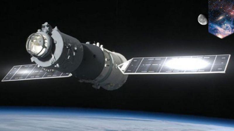 Rövidesen a Földbe csapódnak a nyolc és fél tonnás kínai űrállomás roncsai