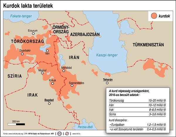 Pattanásig feszült a helyzet, a kurdok szerint bármikor elindulhat az iraki támadás