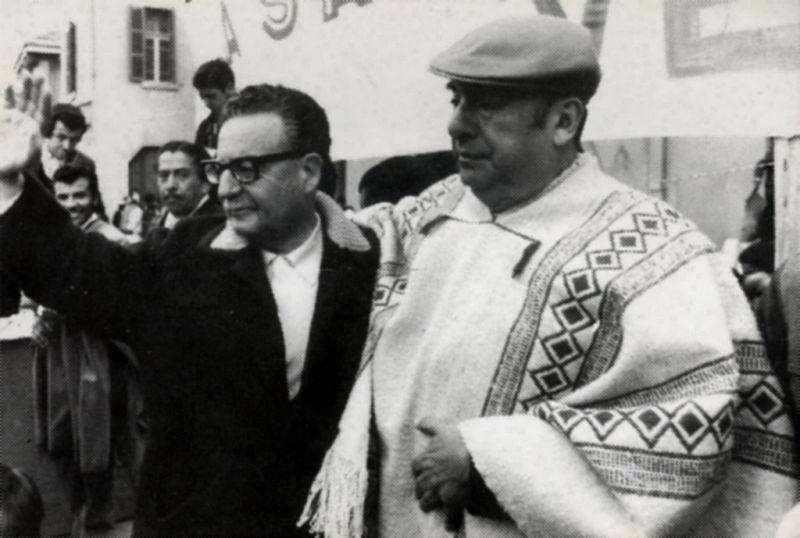 Saját kormánya végezhetett Pablo Neruda, Nobel-díjas chilei költővel