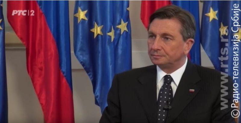 Úgy tűnik, már az első fordulóban eldőlt a szlovén elnökválasztás